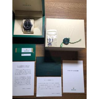 ロレックス(ROLEX)の★最安値・正規品★ロレックス ROLEX エクスプローラー1 214270美品(腕時計(アナログ))