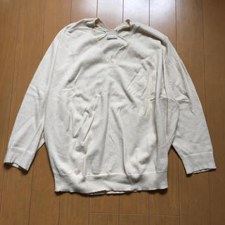 ルクールブラン(le.coeur blanc)のle.coeur blanc ☆ 長袖 Vネック コクーンニット(ニット/セーター)