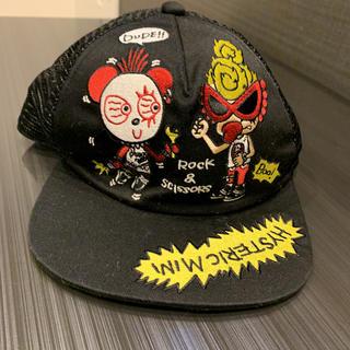 ヒステリックミニ(HYSTERIC MINI)のキッズ 帽子(帽子)