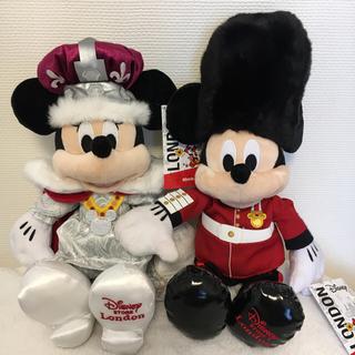 ディズニー(Disney)のにゃむ様専用 ミキミニぬいぐるみと旧正月お菓子(キャラクターグッズ)