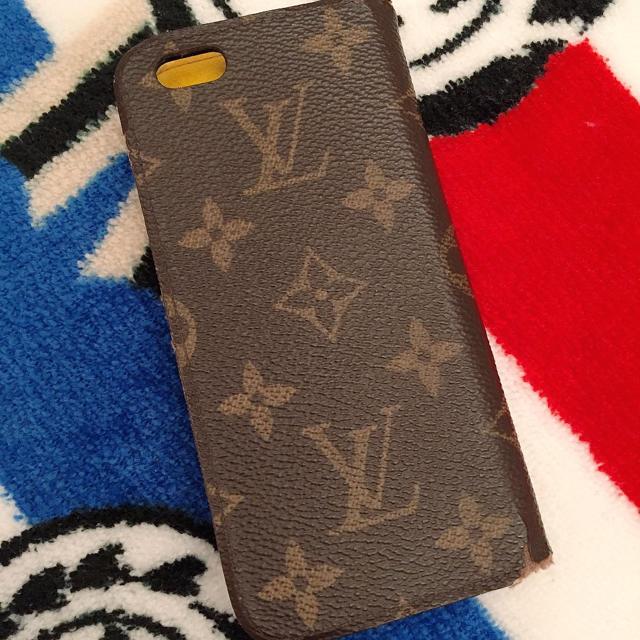 LOUIS VUITTON - 値下げ!ルイヴィトン♡iPhoneケース 確実正規品♡の通販