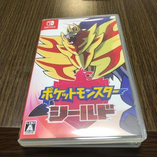 ニンテンドースイッチ(Nintendo Switch)のポケットモンスター シールド Switch(家庭用ゲームソフト)