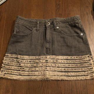 アイズビットガーディアン(ISBIT GUARDIAN)のデニムミニスカート デニムスカート  ISBIT GUARDIAN(ミニスカート)
