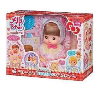 PILOT - メルちゃん お人形セット ハローキティネネちゃん