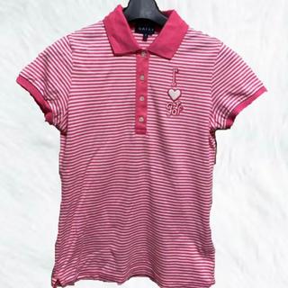 パーリーゲイツ(PEARLY GATES)のポロシャツ レディース(ポロシャツ)
