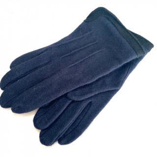 クロエ(Chloe)の新品 メンズ 手袋 クロエ ネイビー 紺色 23-24cm(手袋)