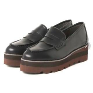 リゾイ(REZOY)のREZOY R&E 厚底ローファー エスペランサ(ローファー/革靴)