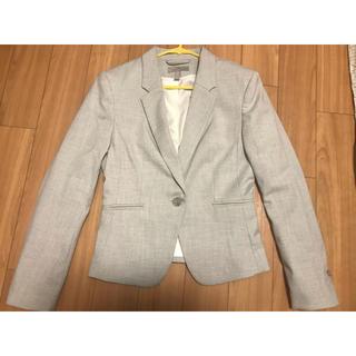 エイチアンドエム(H&M)のH&M レディースジャケット(スーツジャケット)