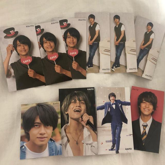 Johnny's(ジャニーズ)の【厚紙カード】髙橋海人 キンプリ エンタメ/ホビーのタレントグッズ(アイドルグッズ)の商品写真