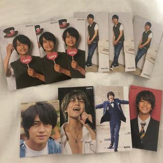 ジャニーズ(Johnny's)の【厚紙カード】髙橋海人 キンプリ(アイドルグッズ)