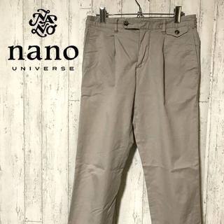 ナノユニバース(nano・universe)の✨Nano Universe ナノユニバース パンツ チノパン(チノパン)