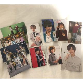 ジャニーズ(Johnny's)の【厚紙カード】永瀬廉 キンプリ(アイドルグッズ)