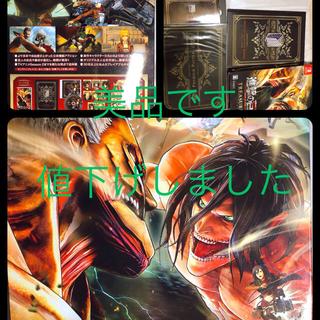 コウダンシャ(講談社)の【値下げ&再掲】【ほぼ新品】進撃の巨人2 TREASURE BOX Switch(家庭用ゲームソフト)
