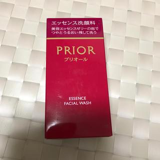 プリオール(PRIOR)のプリオール エッセンス洗顔料180ml(洗顔料)