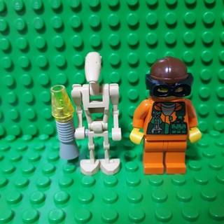 レゴ(Lego)のレゴ ミニフィグ 正規品 スターウォーズ風2体セット(キャラクターグッズ)