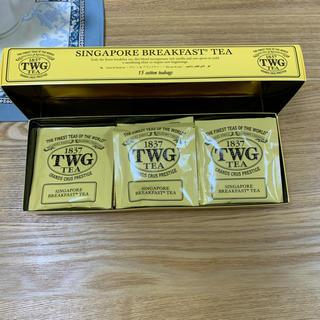 ディーンアンドデルーカ(DEAN & DELUCA)のTWG♡Tea Singapore breakfast♡(茶)