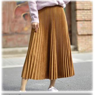 chocol raffine robe - プリーツスカート
