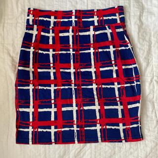 moussy - マウジー タイトスカート ミニスカート