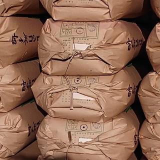 ✳️新米玄米✳️富山県産1等米(検査済)コシヒカリ玄米20㎏(米/穀物)