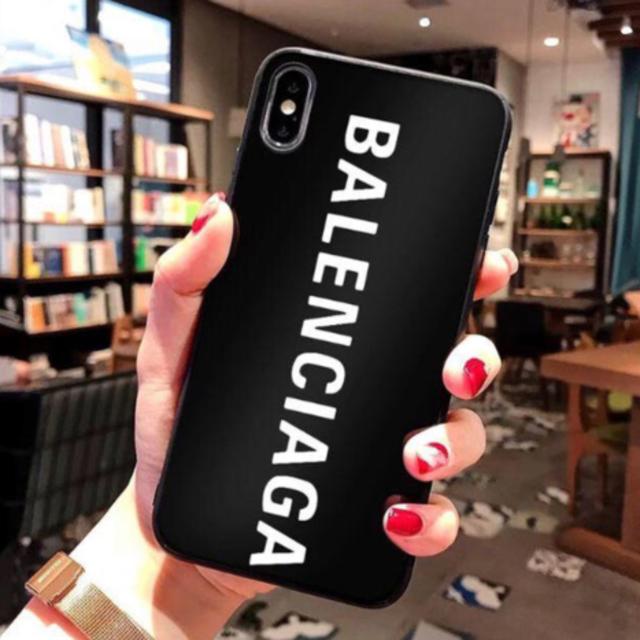 Iphone8 ケース ゴールド 、 Balenciaga - iPhone X/XS用 ケースの通販