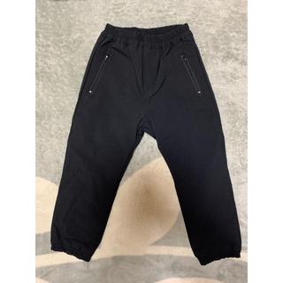 プティマイン(petit main)のプティマイン ナイロン パンツ 110cm 黒(パンツ/スパッツ)
