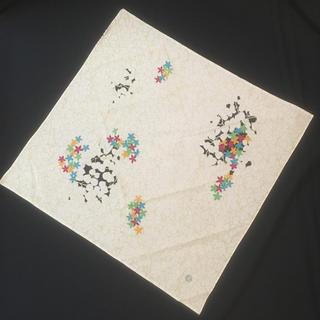大丸 - 大丸 風呂敷 ふろしき 昭和レトロ 花柄