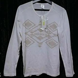 アディダス(adidas)のadidas originalsNEOアディダスネオオルテガロングTシャツ新品L(Tシャツ/カットソー(七分/長袖))