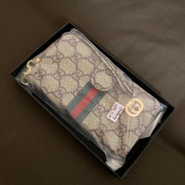 iPhone - iPhone11Pro 対応 カバー ケース 手帳 カードケース付き 新品未使用の通販