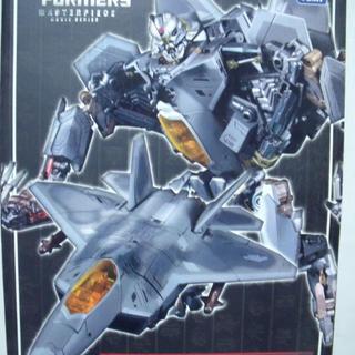 タカラトミー(Takara Tomy)のタカラトミー TF/マスターピースムービー MPM-01 スタースクリーム(SF/ファンタジー/ホラー)