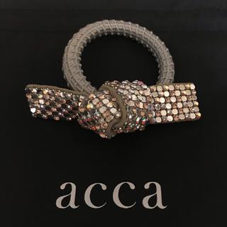 acca - 【お値下げ】acca アッカ リボンゴム