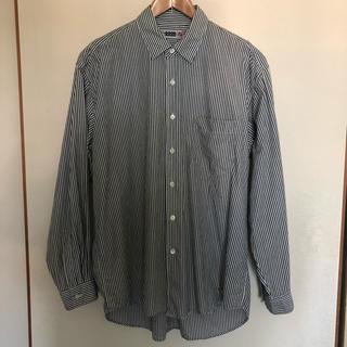 グッドイナフ(GOODENOUGH)の98年 GOOD ENOUGH グッド イナフ ストライプ シャツ SIZE M(シャツ)
