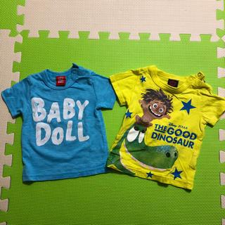 ベビードール(BABYDOLL)のBABYDOLL☆Tシャツ 2枚セット(Tシャツ)