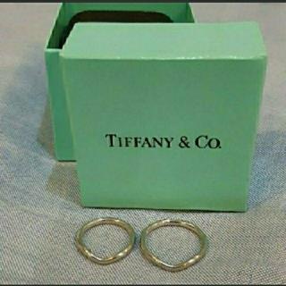 ティファニー(Tiffany & Co.)のティファニー TIFFANY 指輪 ペアリング マリッジ(リング(指輪))