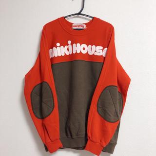 ミキハウス(mikihouse)のMIKIHOUSE スウェット 90's 古着 美品(スウェット)