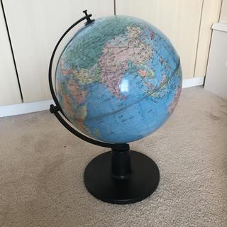 美品!! 地球儀 直径30センチ