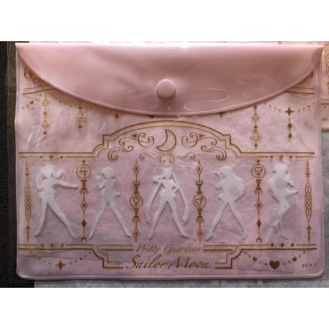 セブンイレブン限定 セーラームーンフラップポーチ レディースのファッション小物(ポーチ)の商品写真