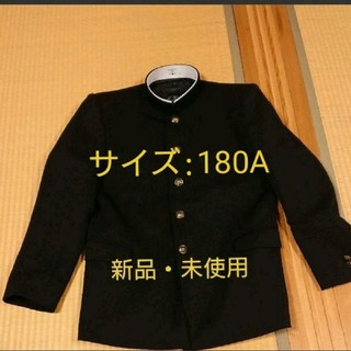【新品・未使用】学制服 キングダッシュ 180A
