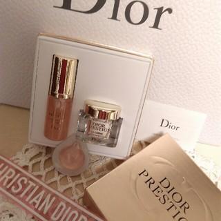 クリスチャンディオール(Christian Dior)のダッファー様ご専用です🌸Dior プレステージスペシャルキット(その他)