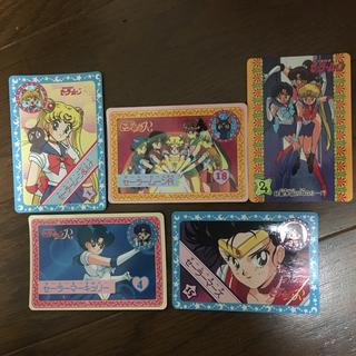 バンダイ(BANDAI)の美少女戦士セーラームーン カード 5枚セット(カード)