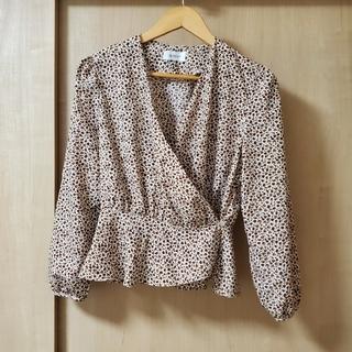 OHOTORO - OHOTORO demand blouse
