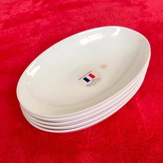 ヤマザキセイパン(山崎製パン)のヤマザキ 春のパンまつり 皿 2003 5枚 オーバル 楕円 カレー(食器)