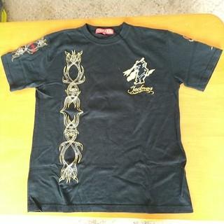 テッドマン(TEDMAN)のテッドマン 総刺繍 Tシャツ(Tシャツ/カットソー(半袖/袖なし))