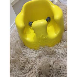 バンボ(Bumbo)のバンボ bumbo ベビーベルト付きチェア お食事椅子(その他)