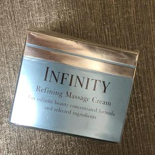 インフィニティ(Infinity)のコーセー KOSE  インフィニティ リファイニング  マッサージクリーム(美容液)