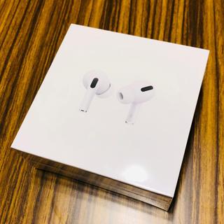 アップル(Apple)の未開封新品! Apple Airpods Pro MWP22J/A(ヘッドフォン/イヤフォン)