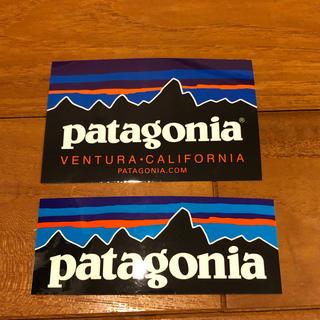 patagonia - パタゴニア ステッカーCLASSIC+ミニ p-6ロPatagonia