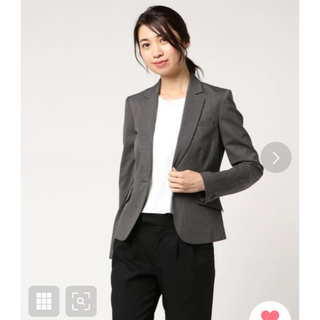 スーツカンパニー(THE SUIT COMPANY)の新品!Perfect Suit FActory 2WAYストレッチジャケット(スーツ)