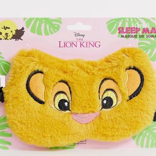 ディズニー(Disney)のライオンキング シンバ アイマスク(その他)