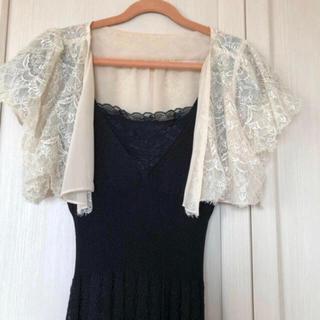 ルスーク(Le souk)のフォーマルワンピース ドレス(ミディアムドレス)