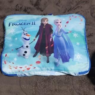 アナトユキノジョオウ(アナと雪の女王)の新品 アナ雪 折り畳みキャリーバッグ(スーツケース/キャリーバッグ)